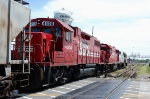 Eastbound SOO/CP Combo